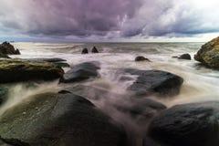Avant la tempête Images stock