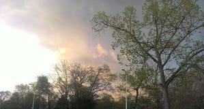 Avant la tempête photos stock