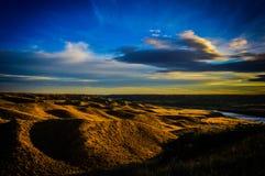 Avant les bad-lands I Photographie stock libre de droits