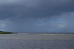 Avant pluie photographie stock libre de droits