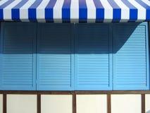 Avant-toits images stock