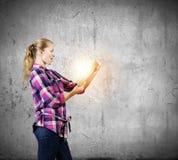 Avantage d'éducation Image libre de droits