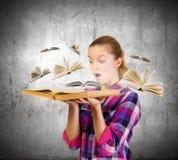 Avantage d'éducation Images libres de droits