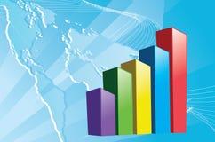 Avantage d'affaires Image stock