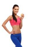 Avantages de la bonne nutrition Images stock