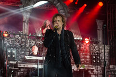 Avantasia Ghostlights World Tour 2016 in Bratislava, Slovakia Stock Photo