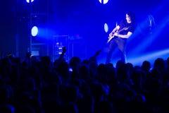 Avantasia Ghostlights World Tour 2016 in Bratislava, Slovakia Stock Images