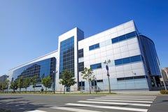 Avantgardegebäude Stockfotos