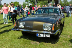 The Avanti II is a sports coupe based at the Studebaker Avanti Royalty Free Stock Images