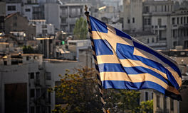 Avanti, la Grecia Fotografia Stock Libera da Diritti