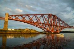 Avanti ponte della ferrovia Fotografie Stock Libere da Diritti