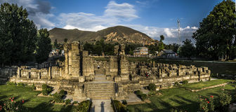 Avantipur  kashmir Royalty Free Stock Photos