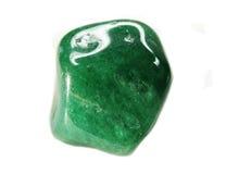 Avanturine semiprecious mineral geological crystal Stock Images