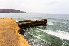 Avanzando nell'oceano Immagini Stock Libere da Diritti