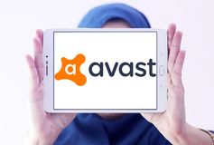 Avast Software company logo Stock Photography