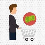 Avatar buyer design Stock Photos