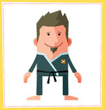 Avatar character design Royalty Free Stock Images