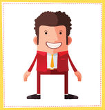 Avatar character design Royalty Free Stock Photography