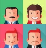Avatar character design Stock Image