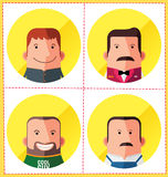 Avatar character design Stock Photography