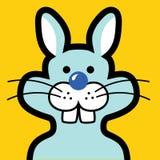 Avatar del conejo Imágenes de archivo libres de regalías