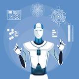Avatar Humanoid del robot libre illustration