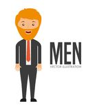 Avatar of men Stock Images