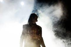 Avatar muzyczny zespół wykonuje w koncercie przy ściąganie ciężkiego metalu festiwalem muzyki obrazy stock