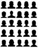 Avatar profile Stock Image