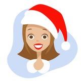 Avatar voor Kerstmis Stock Fotografie