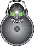 Avatares DJ Fotos de archivo libres de regalías