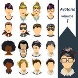 Avataria volume 1 Royalty Free Stock Photography