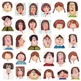 Avatars Stock Photos