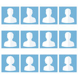 Avatars Royalty Free Stock Photography