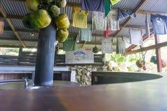 Avatele zatoka Niue Fotografia Royalty Free