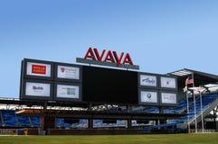 Avaya Soccer Stadium Home de San Jose Earthquakes Imagen de archivo libre de regalías