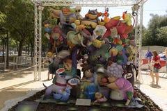 Avbilda att motsvara till lekplatsen för barn` s av Florida Plaz royaltyfri bild