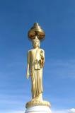Avbilda av Buddha Arkivfoto