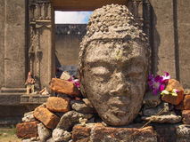 Avbilda av Buddha Arkivbilder