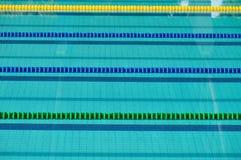 Avbilda av simbassäng. Royaltyfri Bild