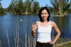 avbrottsvatten Fotografering för Bildbyråer