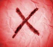 Avbryt symbol x Arkivbilder