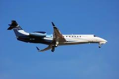 Avcon Jet Embraer EMB-135 Stock Image