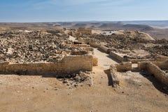 Avdat National Park Royalty Free Stock Photo