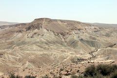 avdatkanjonein israel Royaltyfria Foton