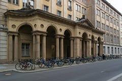 Avdelning av europeisk etnologi. Berlin Royaltyfria Foton