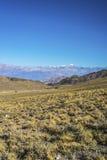Avdelning av Las Heras i Mendoza, Argentina Royaltyfri Fotografi