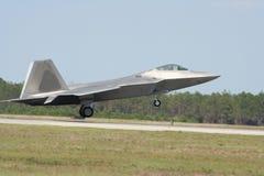 Ave de rapina F-22 Foto de Stock