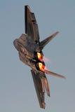 Ave de rapina F-22 Imagens de Stock
