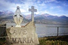 Ave Maria Image libre de droits